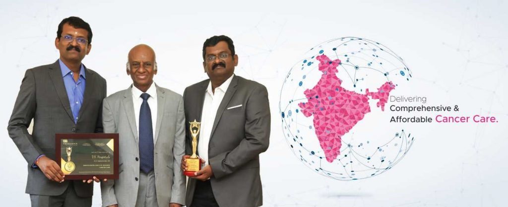 Top 10 cancer hospitals in Chennai - ET Excellence Award