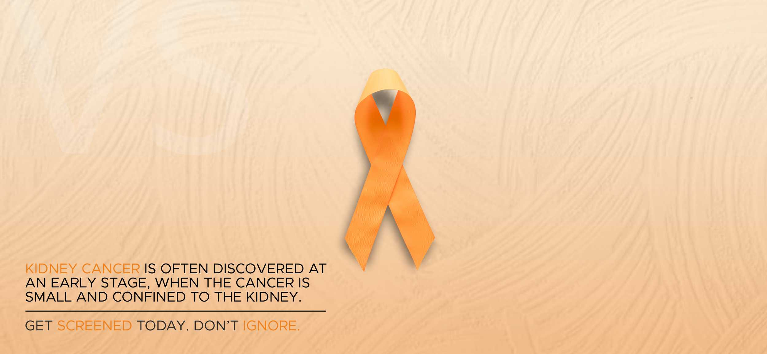 Kidney Cancer Hear Our Story - Renal Cell Cancer